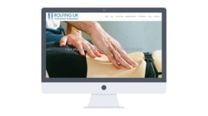 Rolfing Website Launched